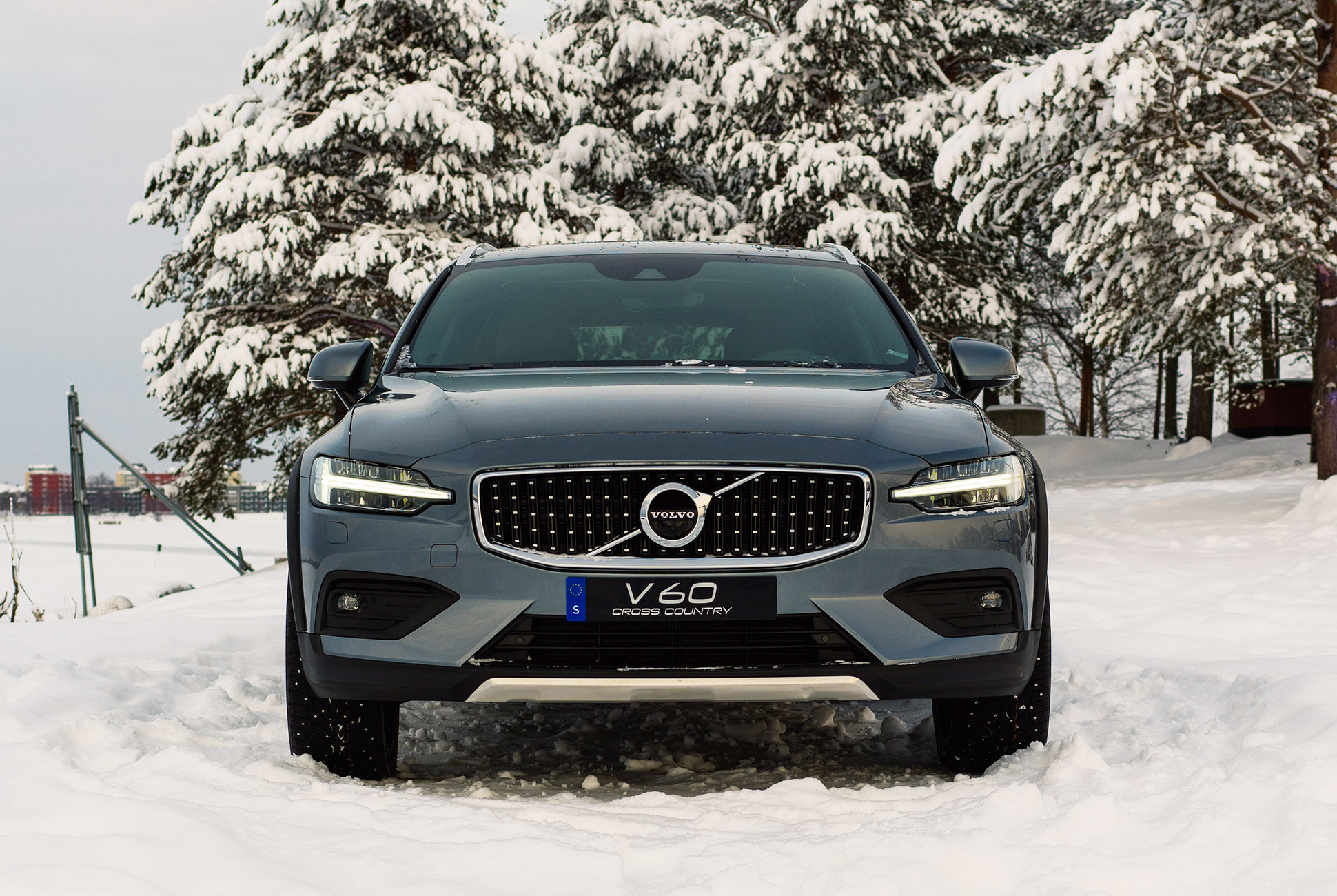 44 Best 2020 Volvo V60 Cross Country Research New