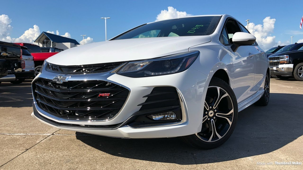 44 New 2019 Chevrolet Cruze Price Design and Review