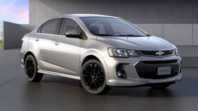 44 New 2020 Chevy Sonic Picture