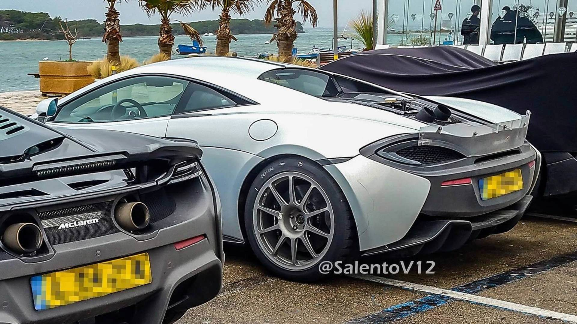 44 New 2020 McLaren 570S Coupe Redesign and Concept