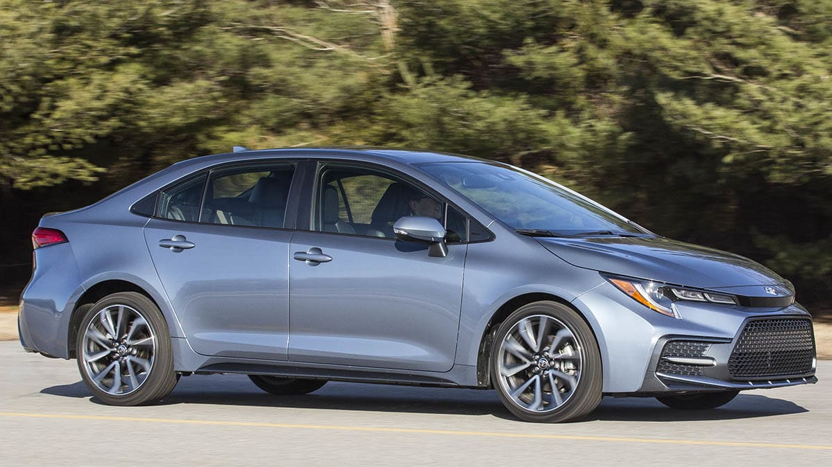 44 New 2020 Toyota Corolla Redesign