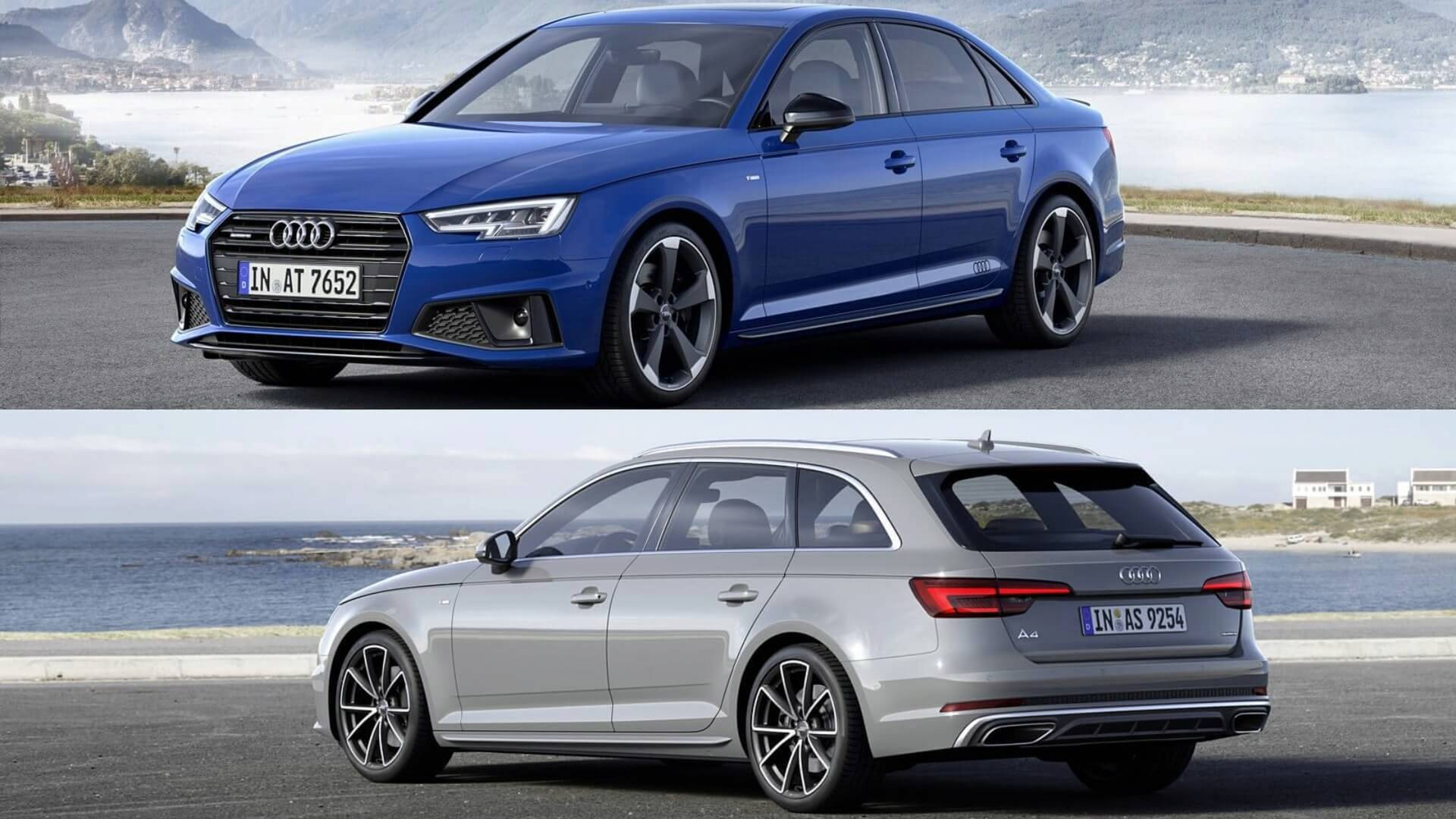 44 The 2019 Audi A4 Review