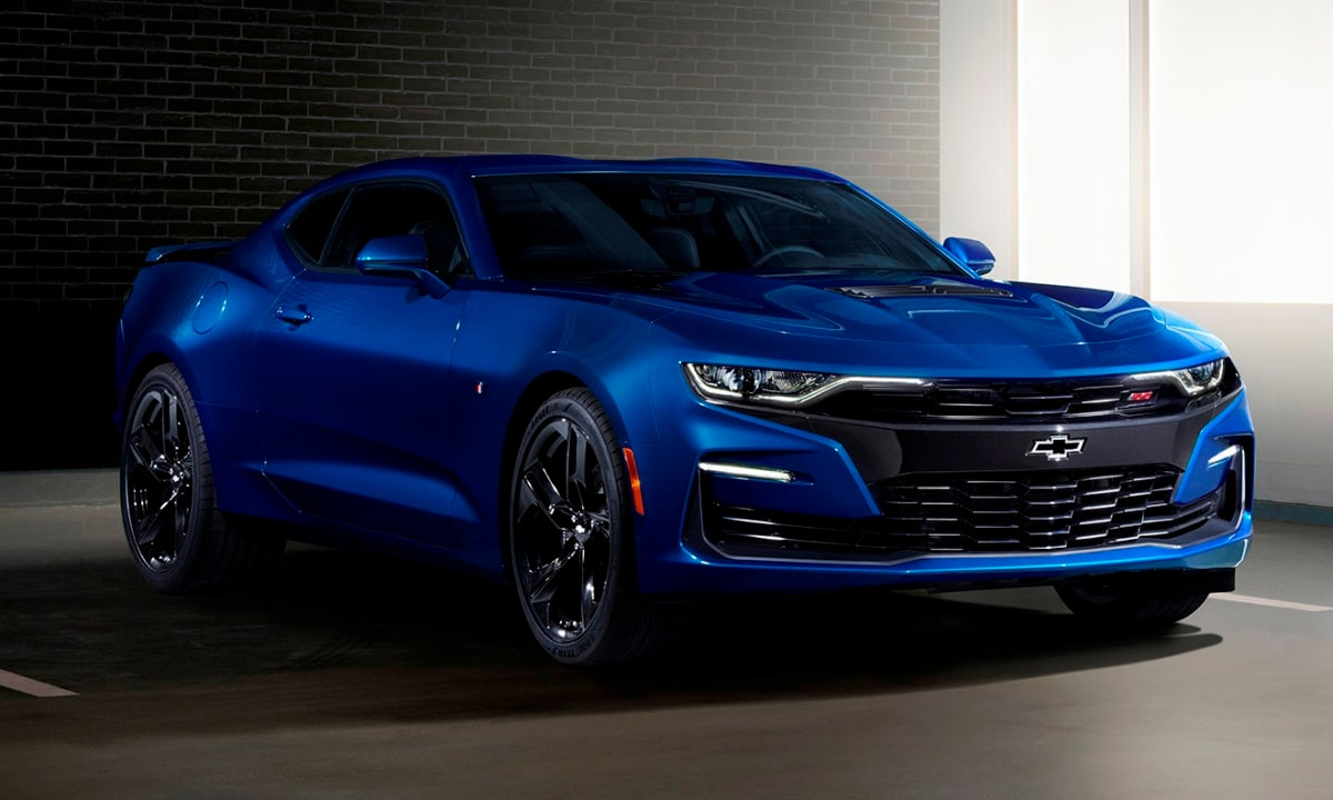 44 The 2019 Chevy Camaro History