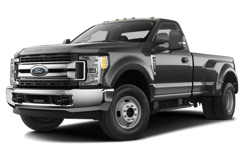 44 The 2019 Ford F350 Super Duty Ratings