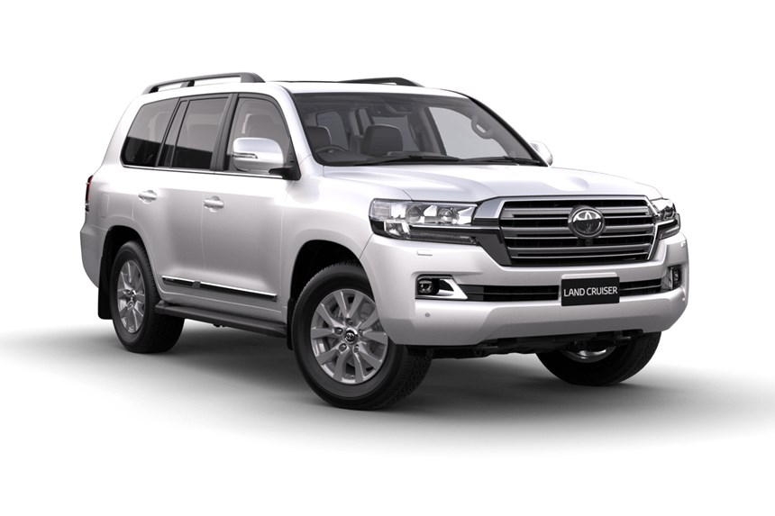 44 The 2019 Land Cruiser Specs and Review