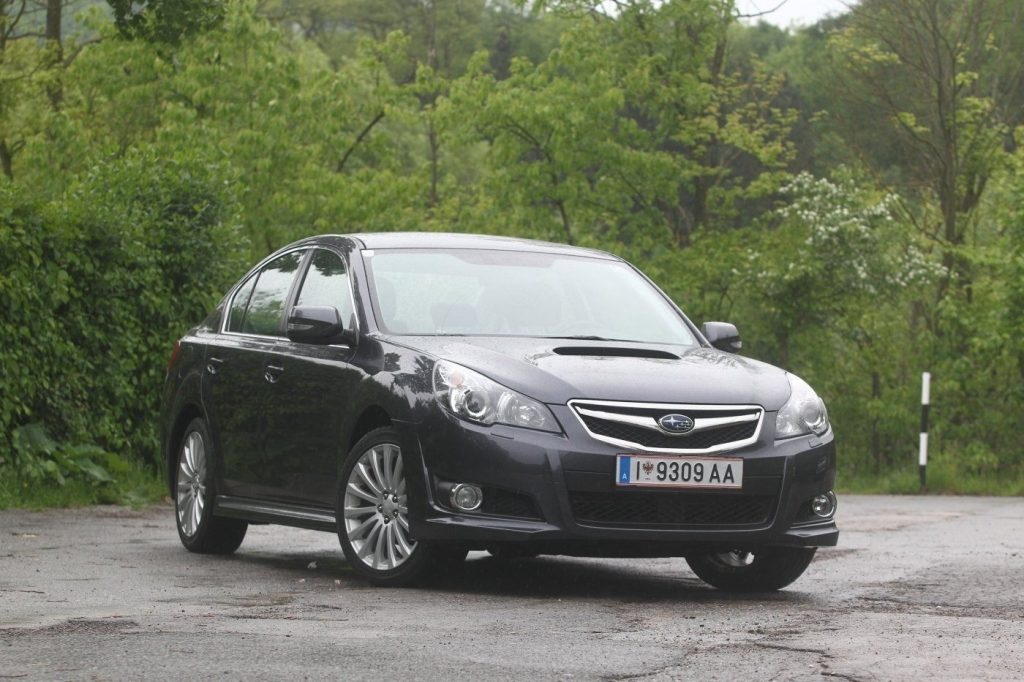 44 The 2019 Subaru Legacy Turbo Gt Speed Test