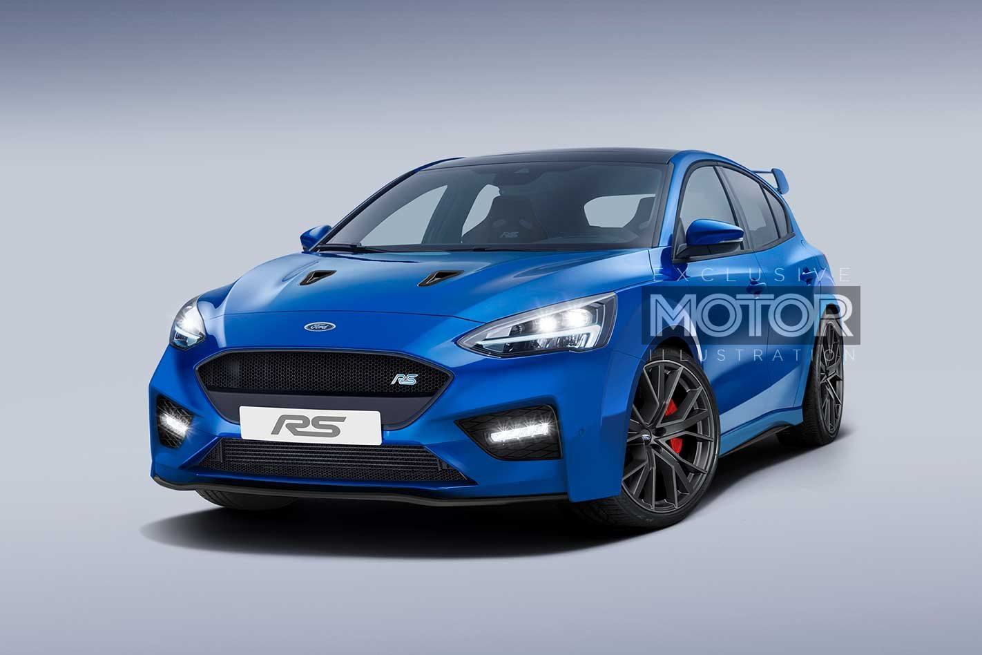 44 The 2020 Ford Focus RS Research New