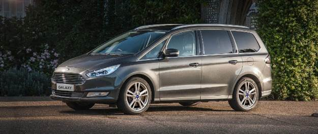 44 The 2020 Ford Galaxy Exterior and Interior