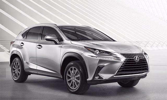 44 The 2020 Lexus NX 200t Photos