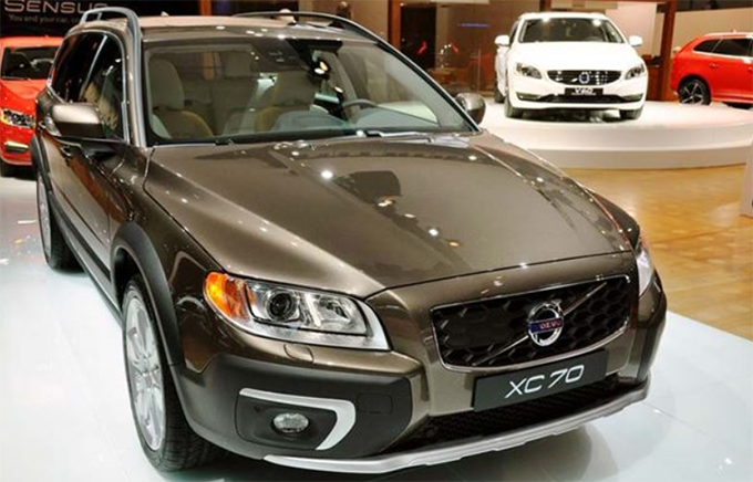 44 The 2020 Volvo Xc70 First Drive