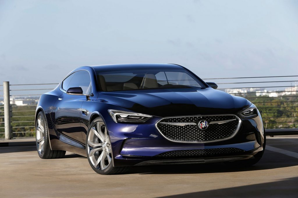 44 The Best 2019 Buick Regal Gs Coupe Redesign