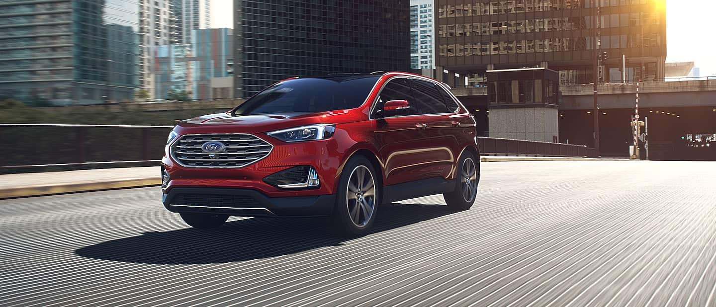 44 The Best 2019 Ford Edge New Design Speed Test