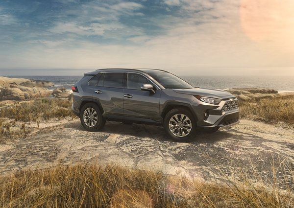 44 The Best 2020 Toyota Rav4 Hybrid Wallpaper