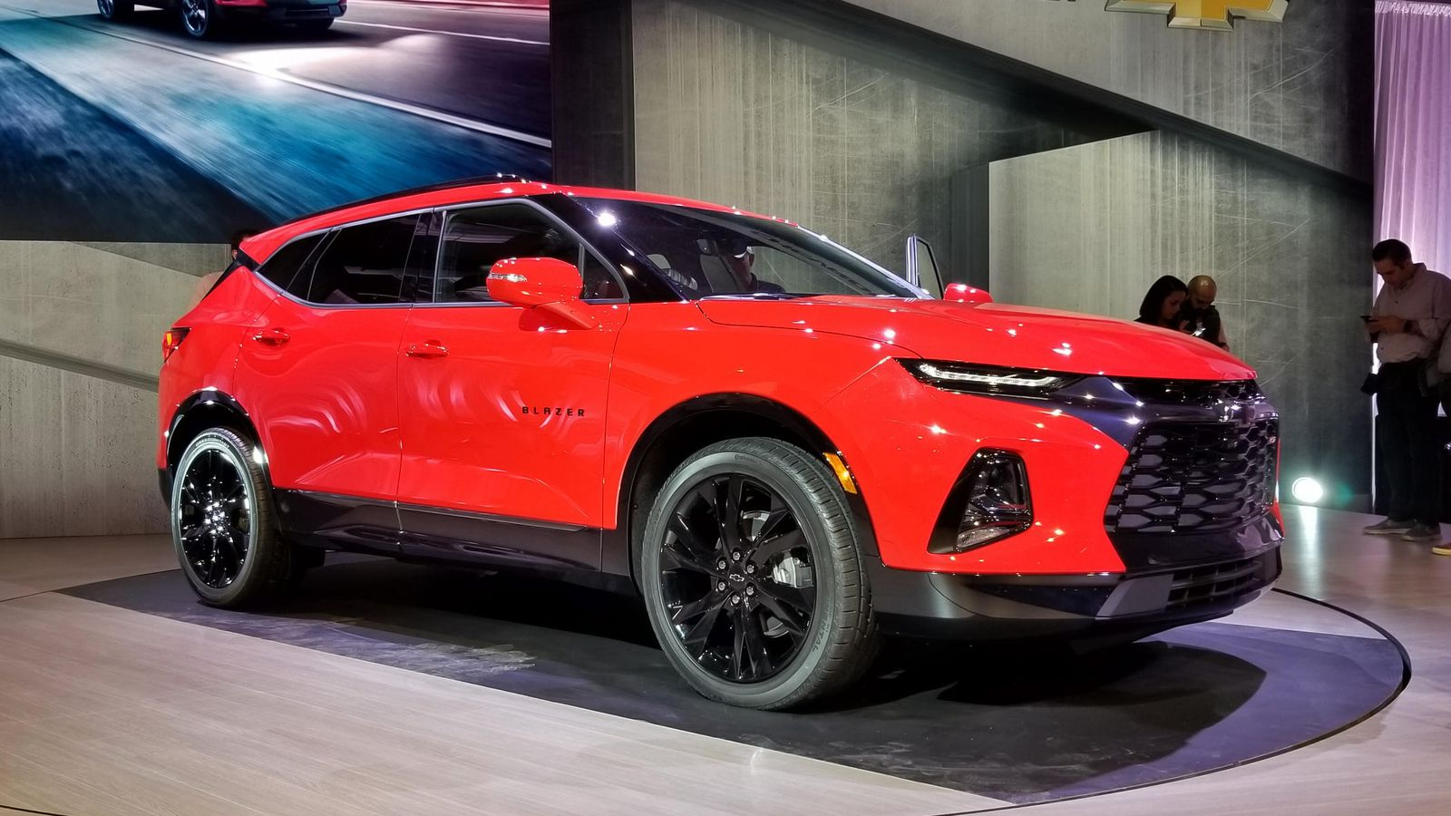 45 A 2019 Chevy Trailblazer Photos