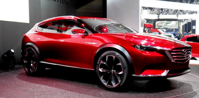 45 A 2019 Mazda Cx 7 Exterior and Interior