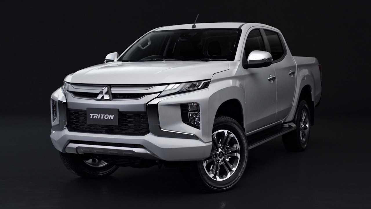45 A 2019 Mitsubishi L200 New Model and Performance