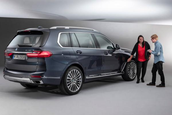 45 A 2020 BMW X7 Suv Price
