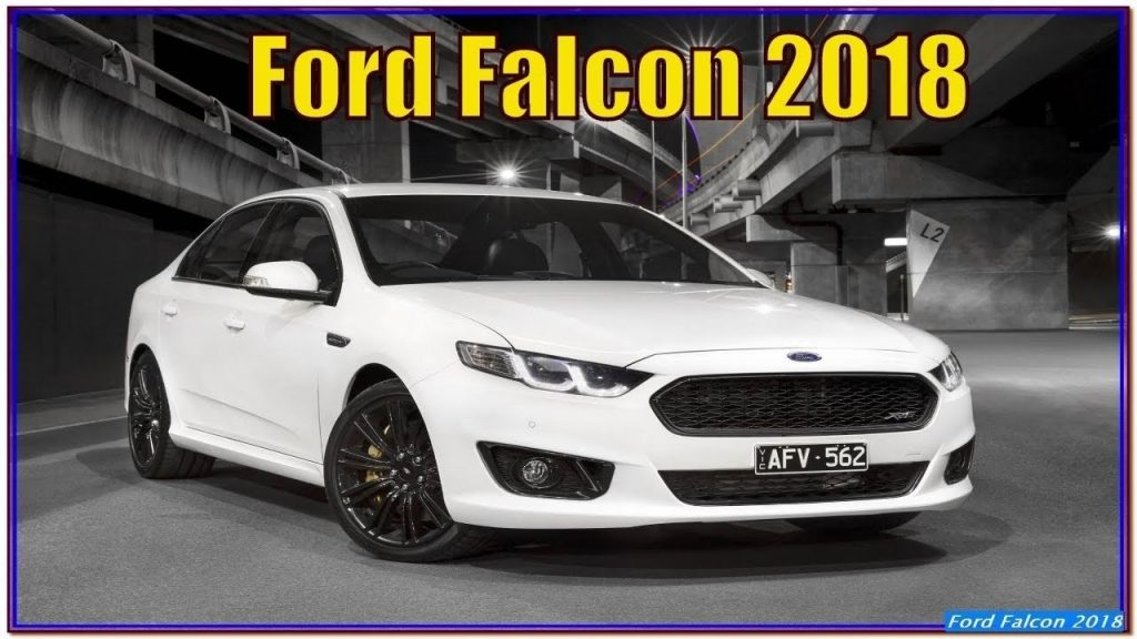 45 A 2020 Ford Falcon Xr8 Gt Concept