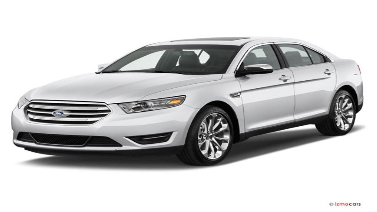 45 A 2020 Ford Taurus Spy Redesign and Review