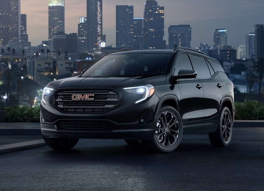 45 A 2020 GMC Terrain Price and Release date