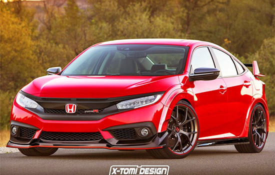 45 A 2020 Honda Civic Type R Performance