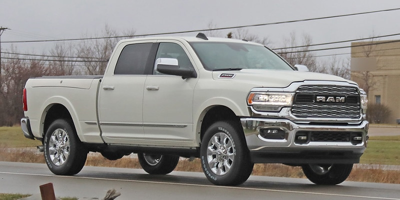 45 A 2020 Ram 2500 Diesel Performance and New Engine