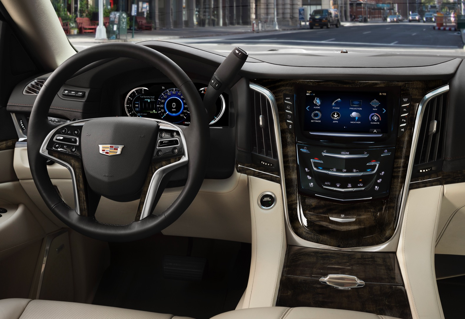 45 All New 2019 Cadillac Escalade Vsport Specs