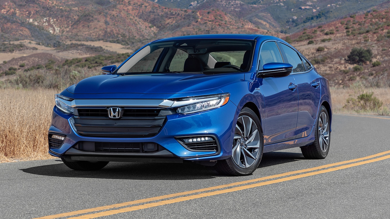 45 All New 2019 Honda Insight Model