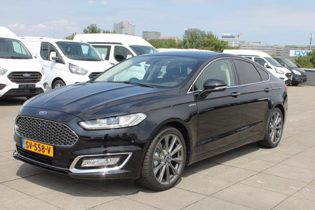 45 All New 2020 Ford Mondeo Vignale Picture