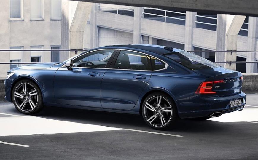 45 All New 2020 Volvo S90 Pictures