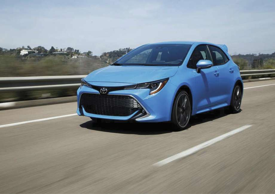45 Best 2019 Toyota Corolla Hatchback Picture