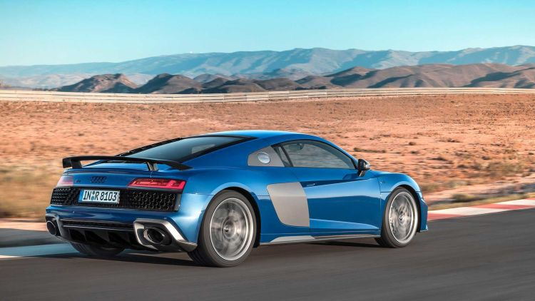 45 Best 2020 Audi R8 V10 Spyder Rumors