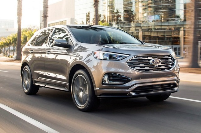 45 Best 2020 Ford Edge Redesign and Review