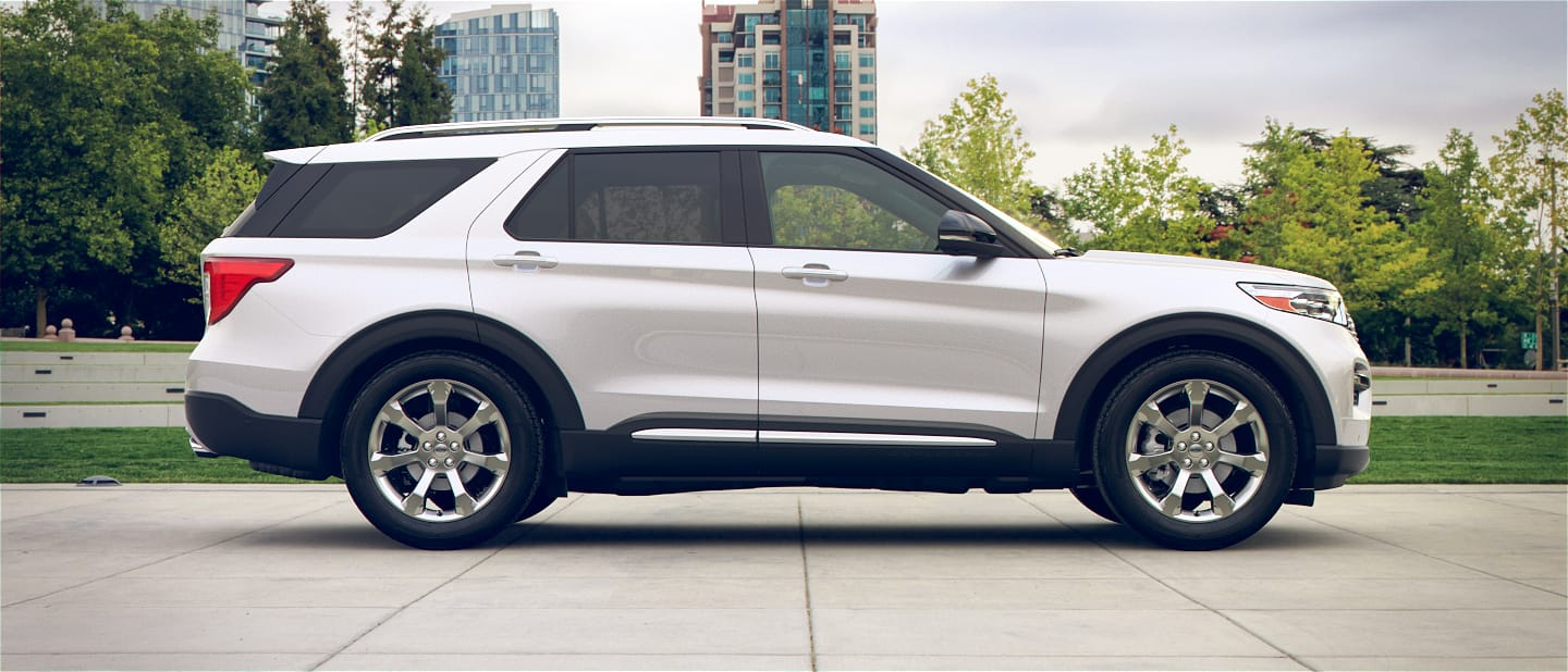 45 Best 2020 The Ford Explorer Concept and Review