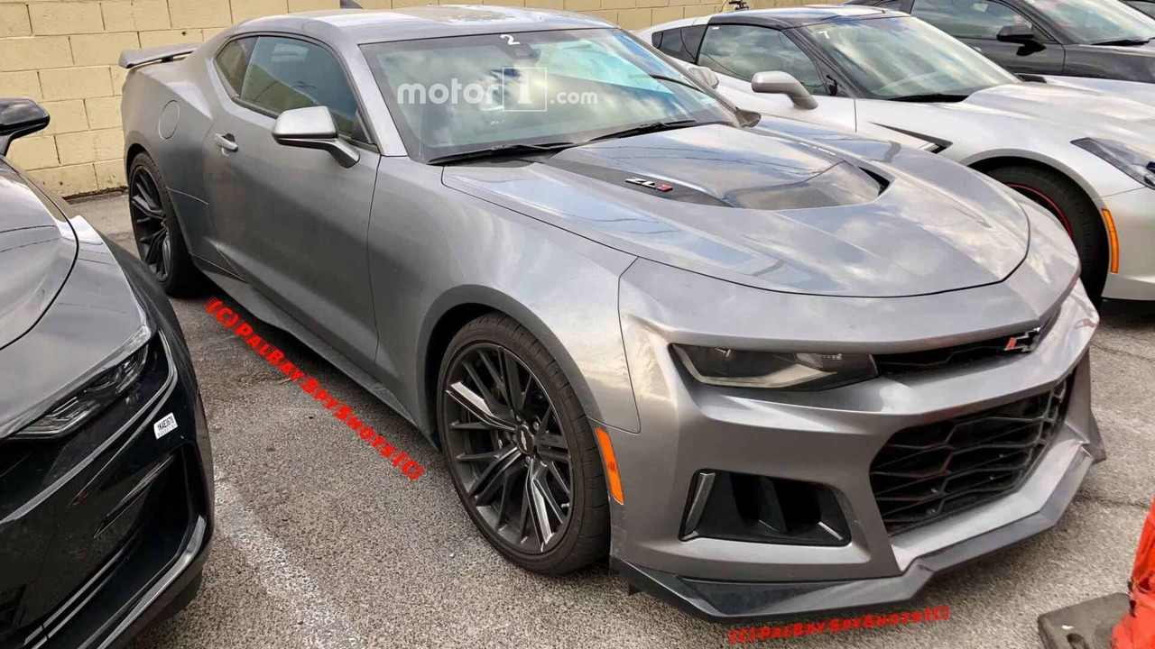 45 New 2019 Chevy Camaro Concept