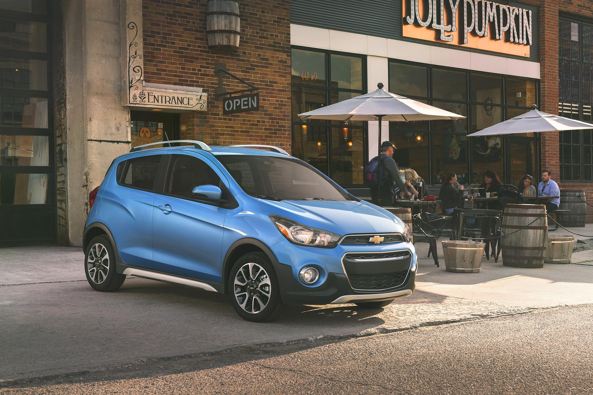 45 New 2020 Chevrolet Spark Concept and Review