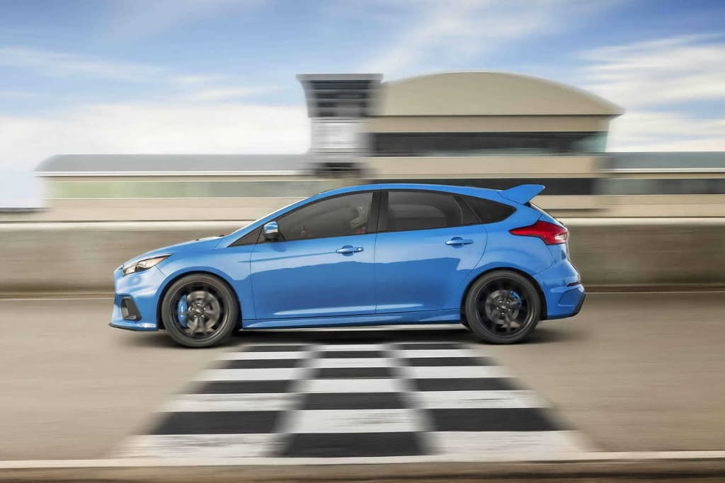 45 New 2020 Ford Focus Rs St Speed Test