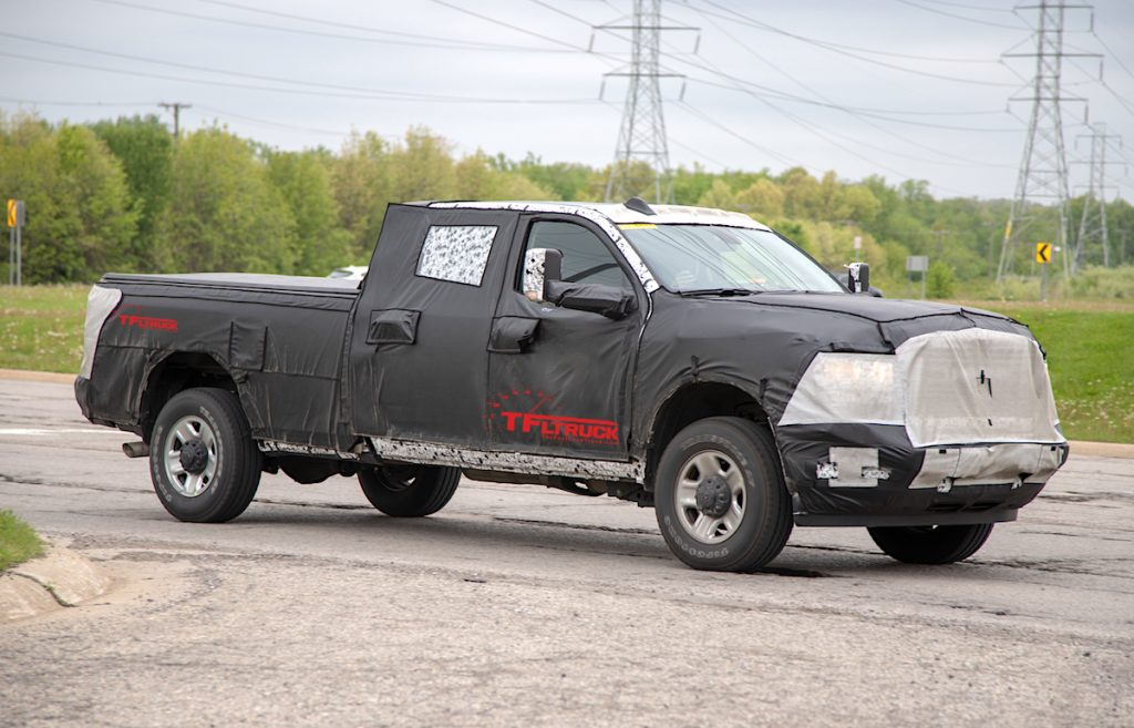 45 New 2020 Ram 2500 Diesel Redesign and Concept