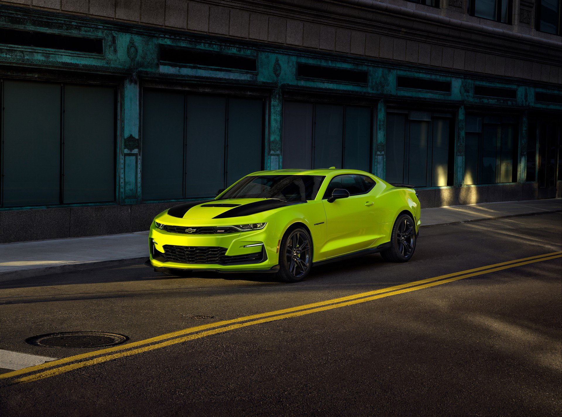 45 New 2020 The Camaro Ss Images