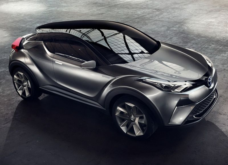 45 New 2020 Toyota C Hr Compact Performance