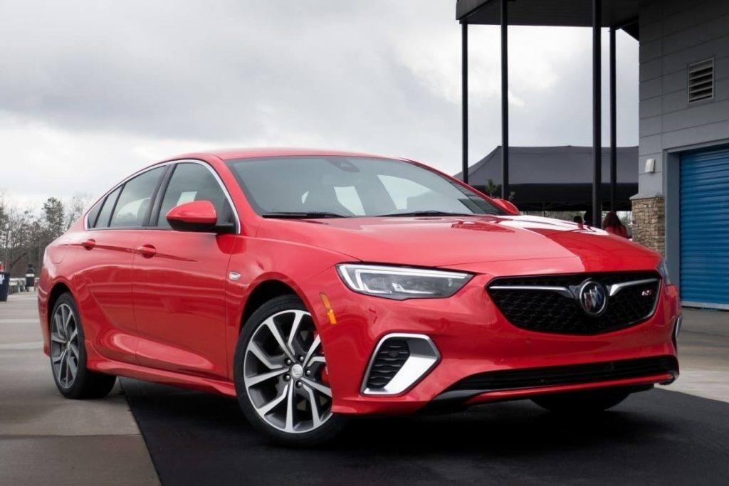 45 The 2019 Buick Regal Gs Coupe Speed Test