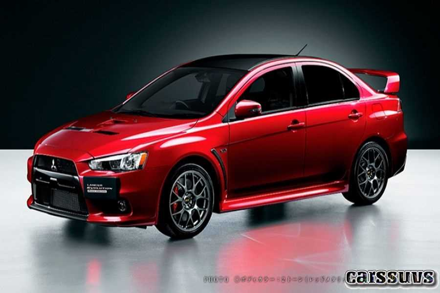 45 The 2019 Mitsubishi Evo Rumors