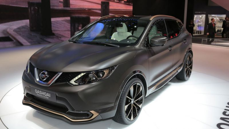 45 The 2019 Nissan Qashqai Prices