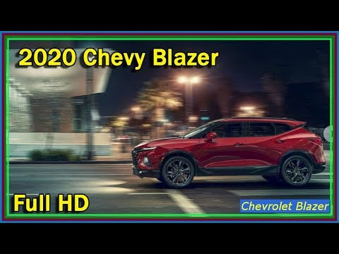 45 The 2020 Chevrolet Blazer K 5 Release Date