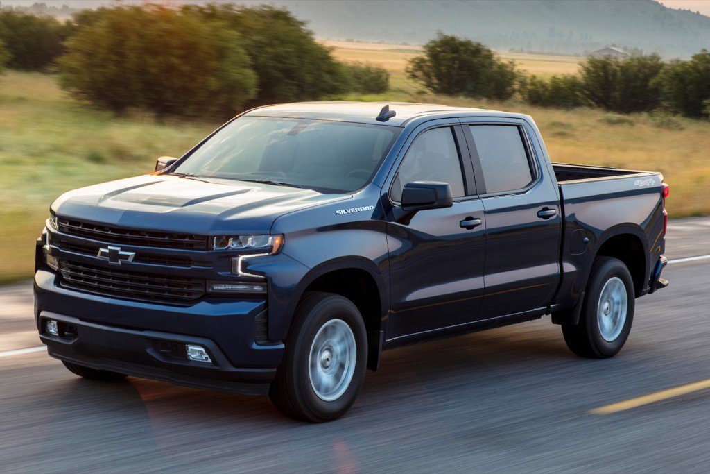 45 The 2020 Chevy Silverado 1500 Engine