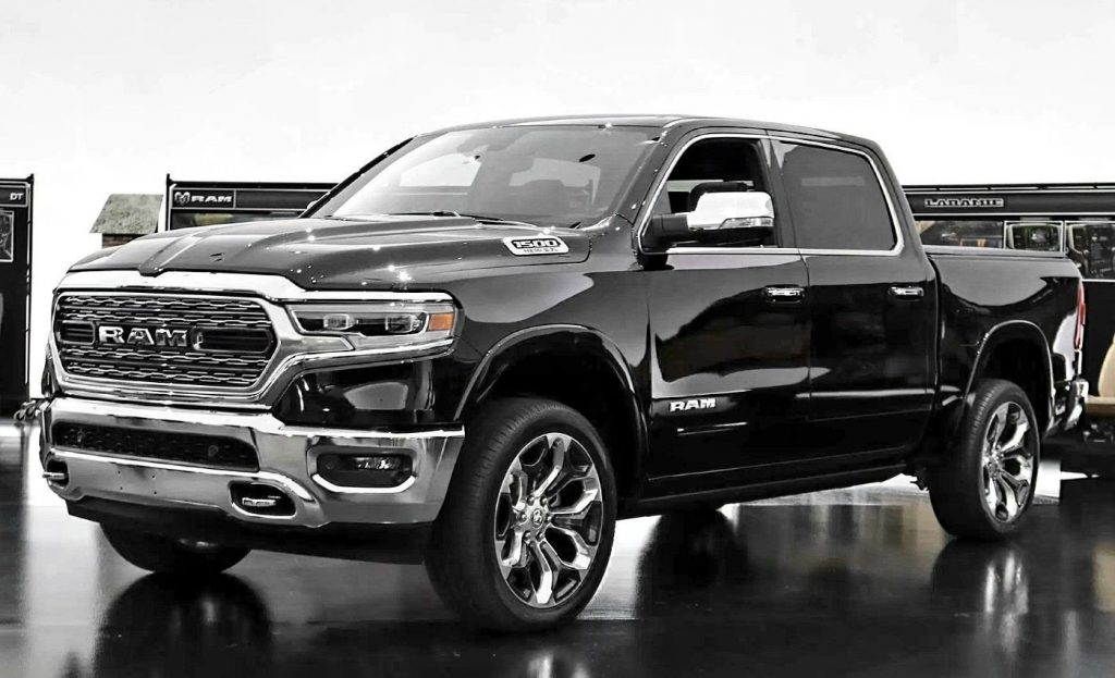 45 The 2020 Dodge Ram 1500 Spesification