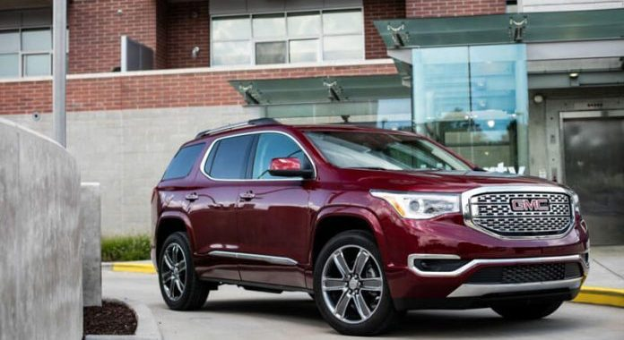 45 The 2020 GMC Acadia Speed Test