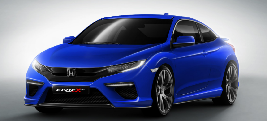 45 The 2020 Honda Civic Coupe Engine