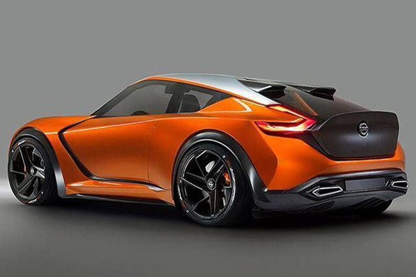 45 The Best 2019 Nissan Z Car Release