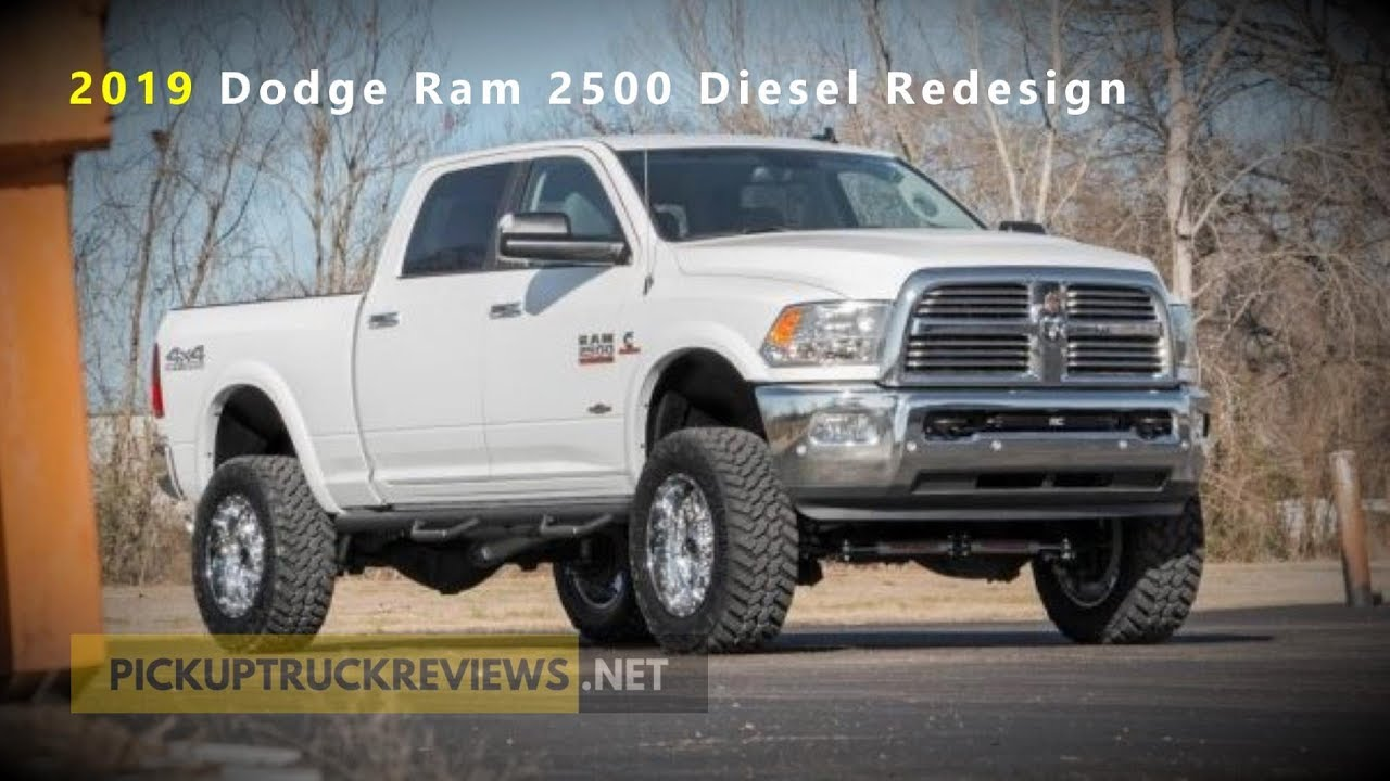 45 The Best 2019 Ram 3500 Diesel Release